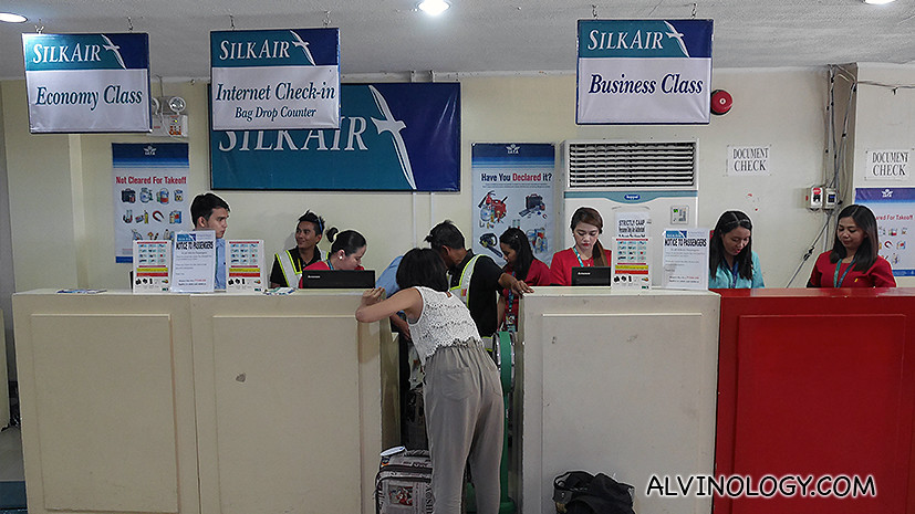Beat the queue when you fly with SilkAir