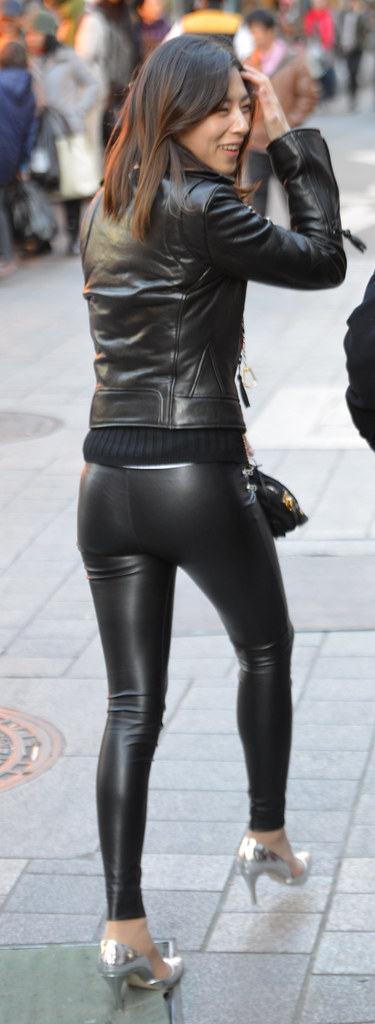 Ass In Leather 93