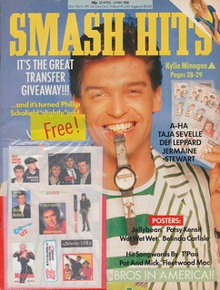 Smash Hits, April 20, 1988