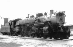 CB&Q 4-8-2 Class B-1-A 7009