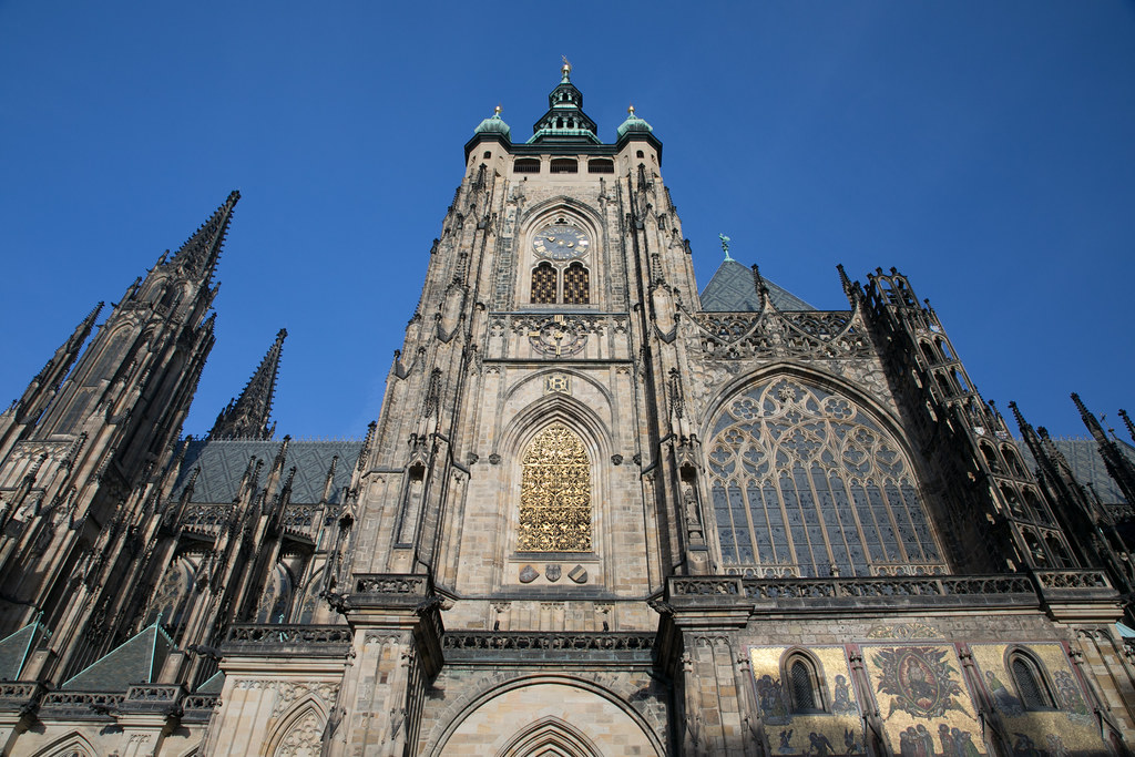 Prague Castle #visitCzech #チェコへ行こう #link_cz
