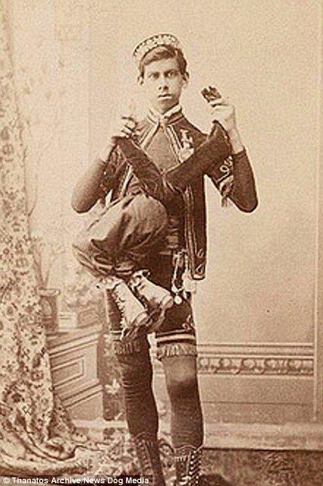 19 世紀流行的人類畸形秀 FREAKSHOW8
