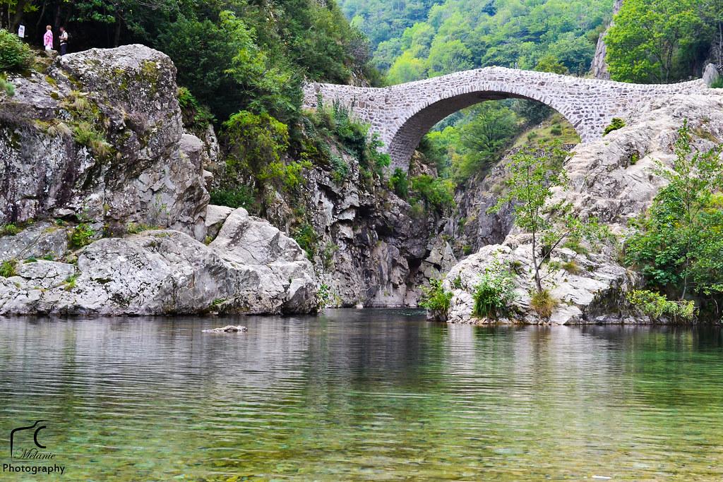 Pont du Diable - Ardèche