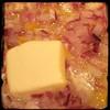 #zucchini #risotto #homemade #CucinaDelloZio - add butter, let melt