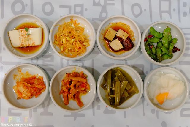 南屯,台中,好吃,年糕,推薦,火鍋,炸雞,烤肉,燒肉,道地,部隊鍋,韓國料理,韓式,韓式料理,韓式烤肉 @強生與小吠的Hyper人蔘~