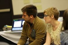 Digital Media & Learning Research Hub posted a photo: Day 3 June 13, 2015 Photo by Tar Rakhra