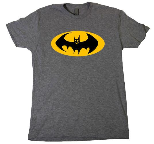 crooked batman - T