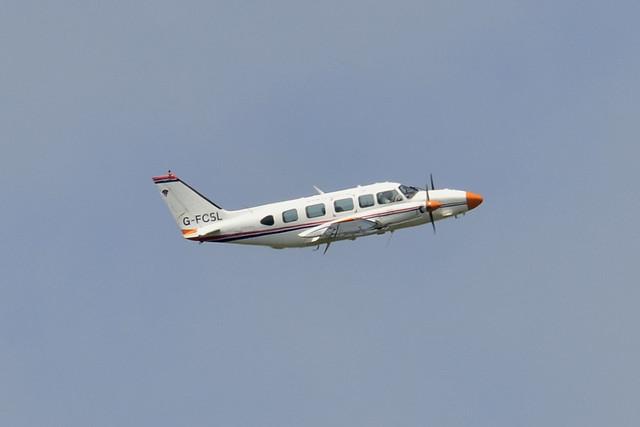 G-FCSL PA-31-350 Navajo Chieftain