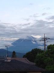 Mt.Fuji 富士山 6/20/2015