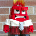 LEGO Anger by MacLane