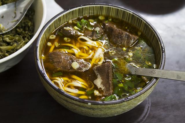 老張牛肉麵 (Lao Zhang Beef Noodle)