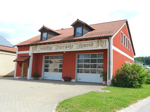 Feuerwehrgerätehaus Schwend