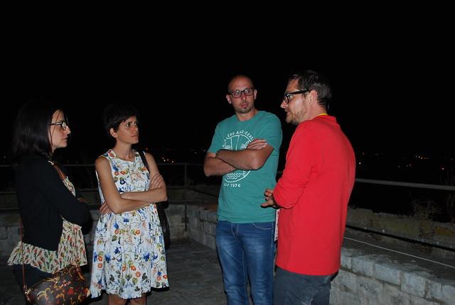 Rutigliano- In visita sulla Torre Normanna con la Pro Loco (2)