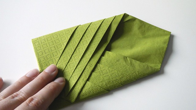 Folded Napkins 11
