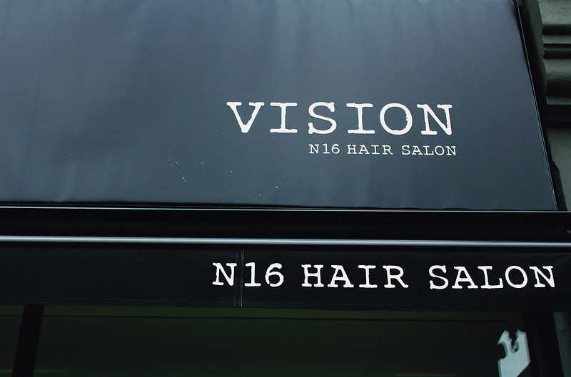 Vision n16 hair salon for A visionary salon