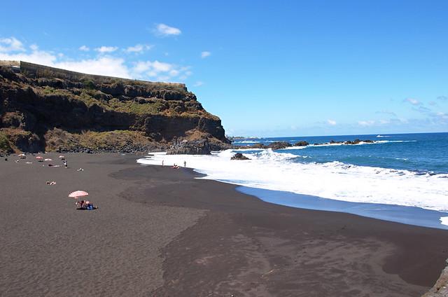 Playa Bollullo, La Orotava, Tenerife