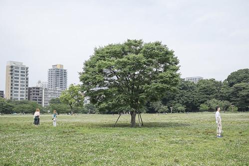 福岡市中央区 / Fuji X-E2 × Fujinon XF 27mm F2.8