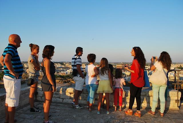 Rutigliano- Torre Normanna e Puglia Open Days il primo bilancio positivo della Pro Loco Rutigliano (3)