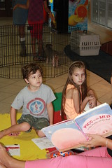 Stop and Shop Storytime