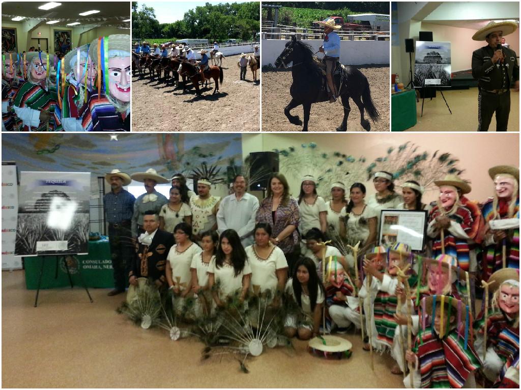 Degustación en Consulado de México en Omaha