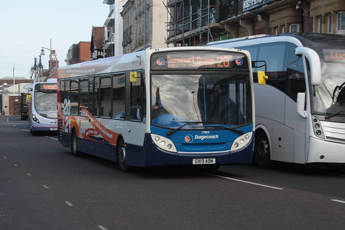 Stagecoach South 27868 GX13AON