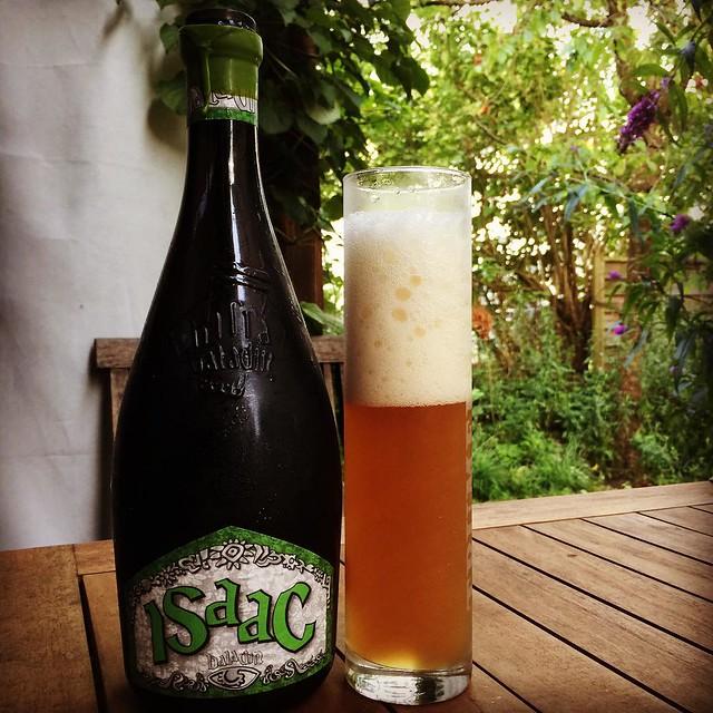#beeroftheday: #isaac