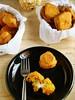 Cheese Stuffed Aloo Bonda