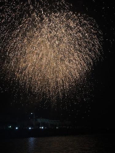 Fireworks at Wakkanai on AUG 02, 2015 (47)