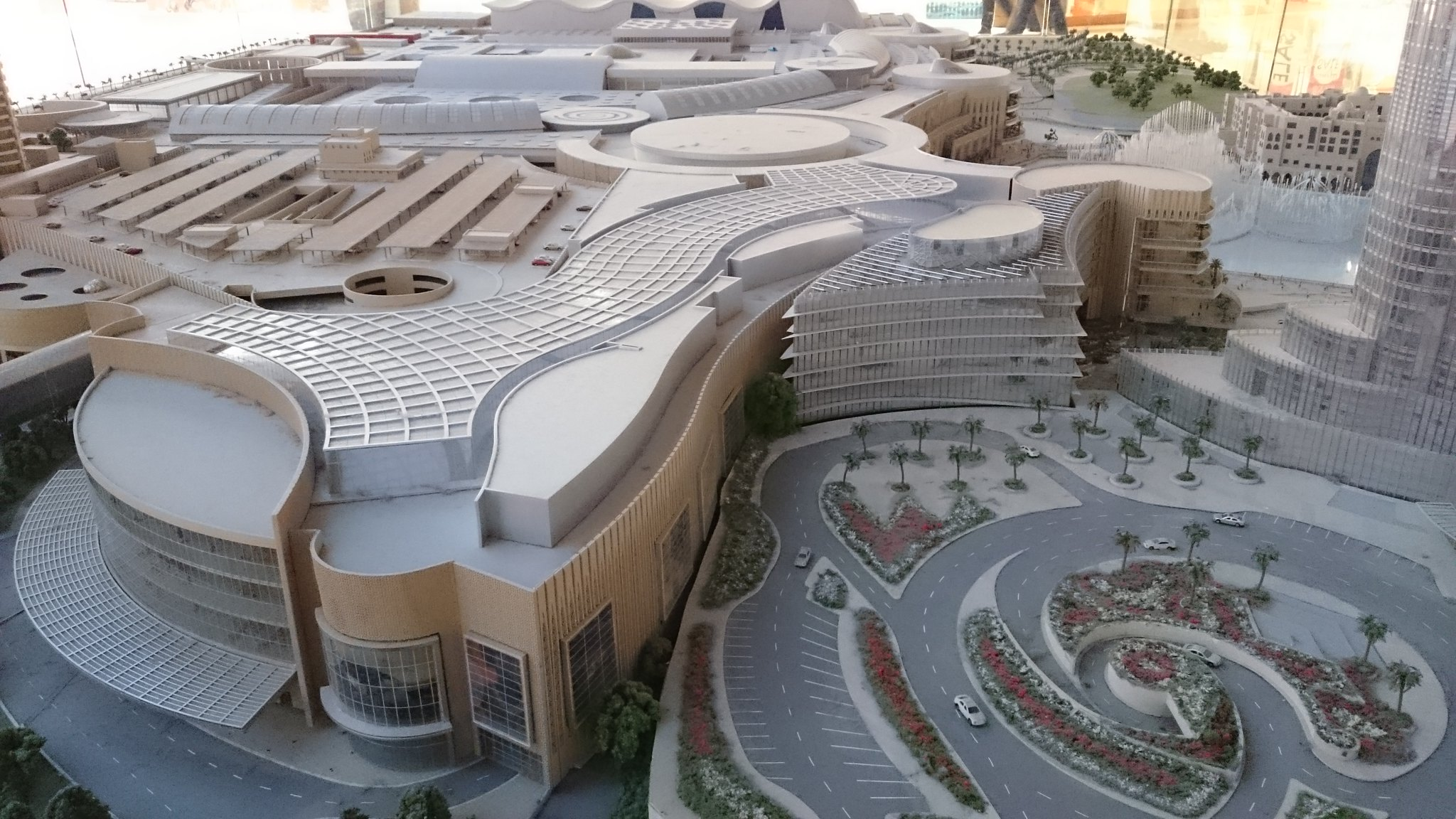 Project dubai mall extension page 8 skyscrapercity today by me dubai mall models sciox Choice Image