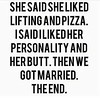 I love a good love story 😂👌 #FitInfluence 💪 by Good.Influence