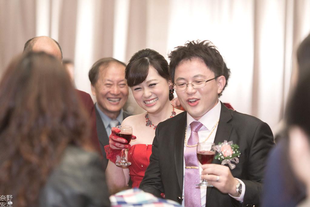 台南婚攝-繼中&佳芸-迎娶午宴 X 東東宴會式場-東嬿廳 (91)