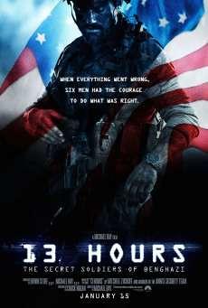 Assistir Filme 13 Horas Os Soldados Secretos de Benghazi Dublado e Legendado