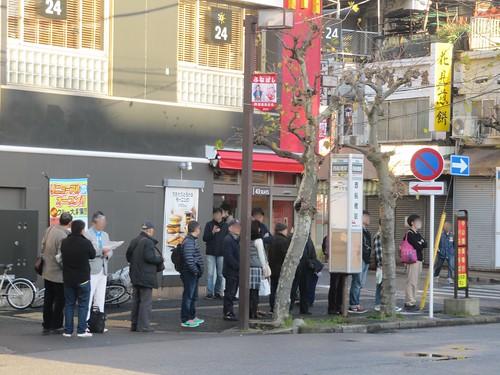 西船橋駅発中山競馬場行き送迎バス乗り場