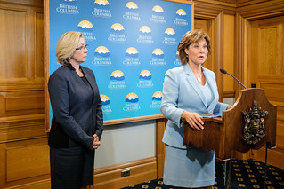 Following the Trudeau government's approval of Kinder Morgan's Trans Mountain Pipeline Project, the Province's clear, consistent and principled position on its five conditions has resulted in tangible and significant investments that will protect British Columbia's environmental and economic interests.