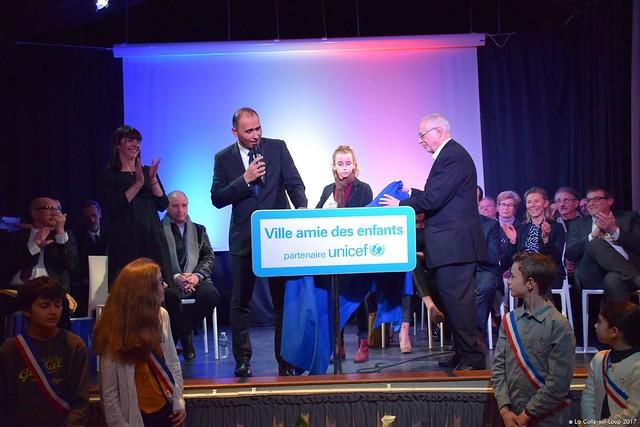 Cérémonie des Vœux du Maire et du Conseil Municipal 2017