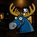 Blue Moose by ricko