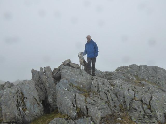 An Stac summit