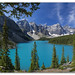 "The Beauty of Moraine Lake by Joalhi ""Around the World"""