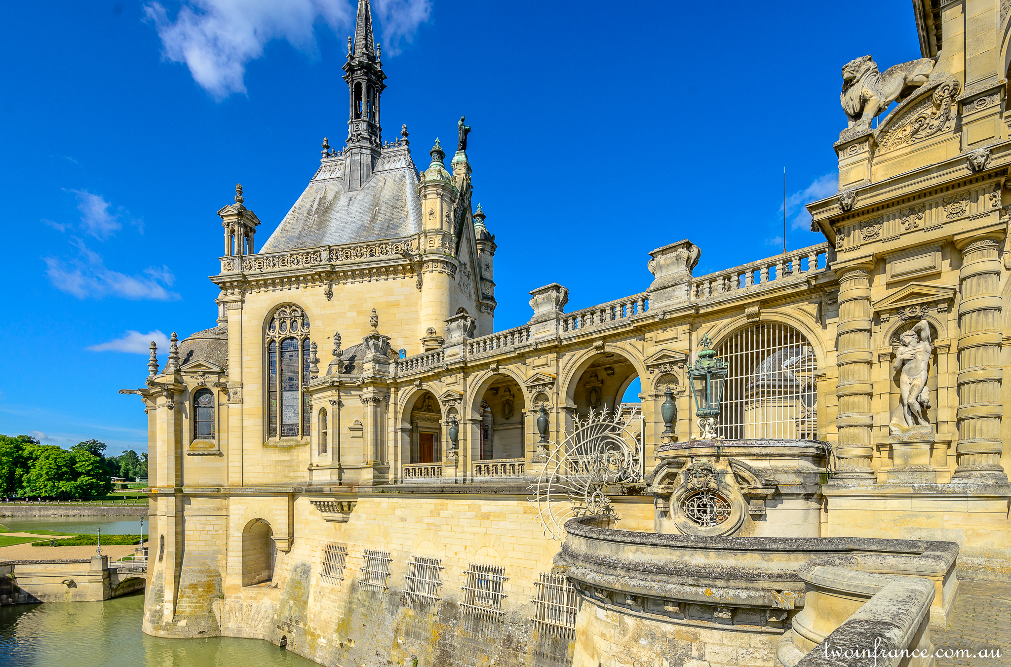 Ch teau de chantilly two in france - Chateau de chantilly adresse ...