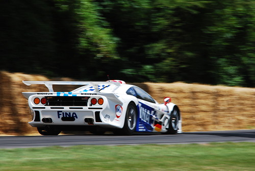 McLaren F1 GTR 'Long Tail', Goodwood Festival of Speed 2015