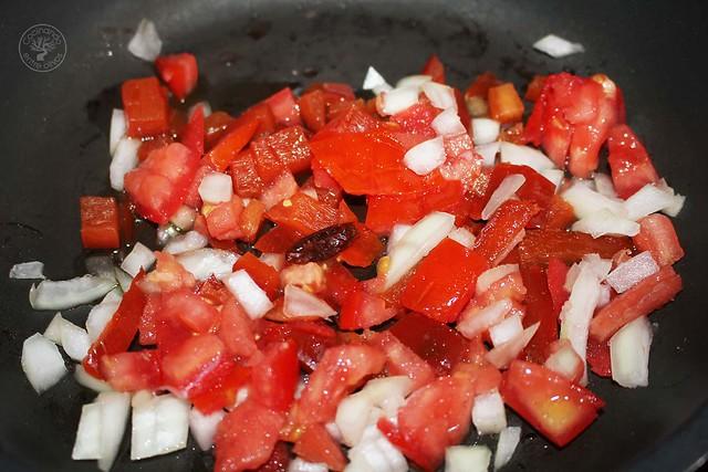 Espaguetis con bacalao www.cocinandoentreolivos.com (10)