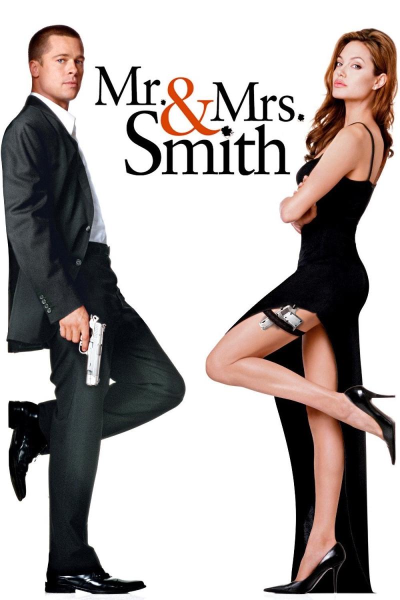 Ông Bà Smith - Mr. & Mrs. Smith (2005)