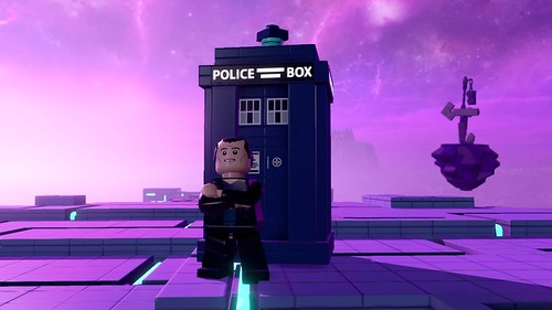 LEGO Dimensions Doctor Who Ninth Doctor
