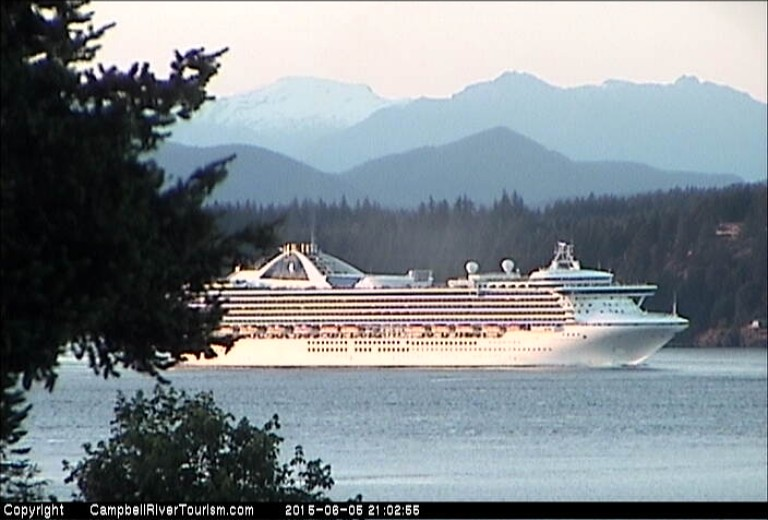Campbell River Tourism Webcam Capture
