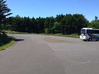 rishiri-island-rishirihuji-onsen-parking