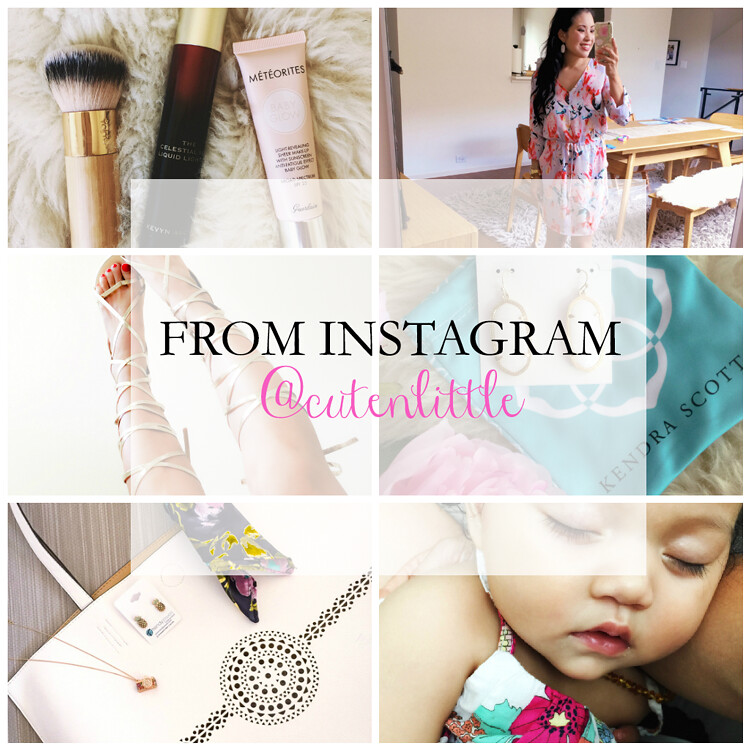 cute & little blog   petite fashion lifestyle   instagram roundup @cutenlittle