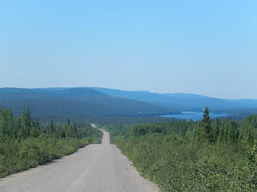 Labrador Highway - terug naar Red Bay - 1