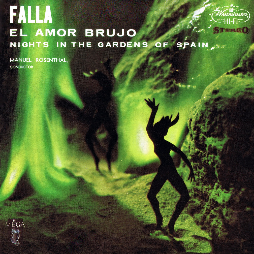 Manuel de Falla - Nights in the Gardens of Spain