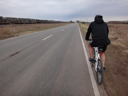 Ciclismo - 92,39 km - Salida Timbues - La Ribera - Andino - Aldao (63)