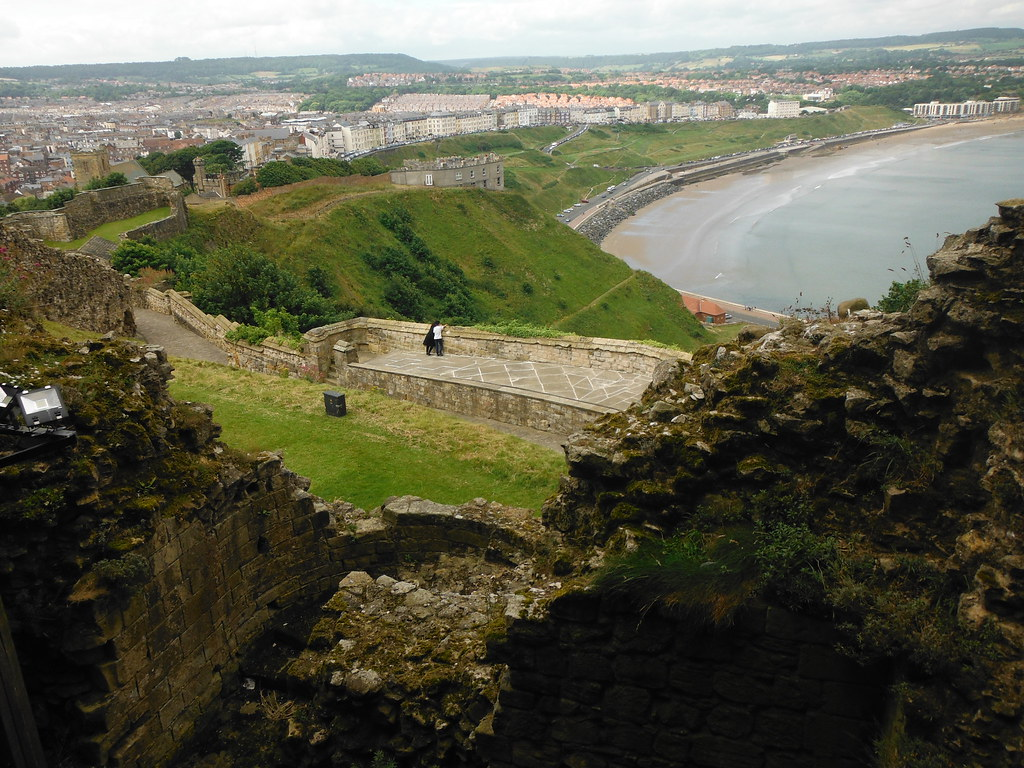 View From Scarborough Castle 1